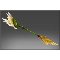 Heroic Spear of the Wildwing's Blessing