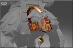 Auspicious Golden Reel Guardian Helmet