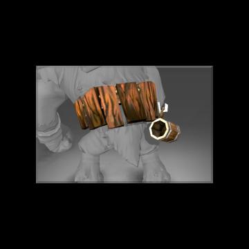 free dota2 item Frozen Belt of the Forest Hermit