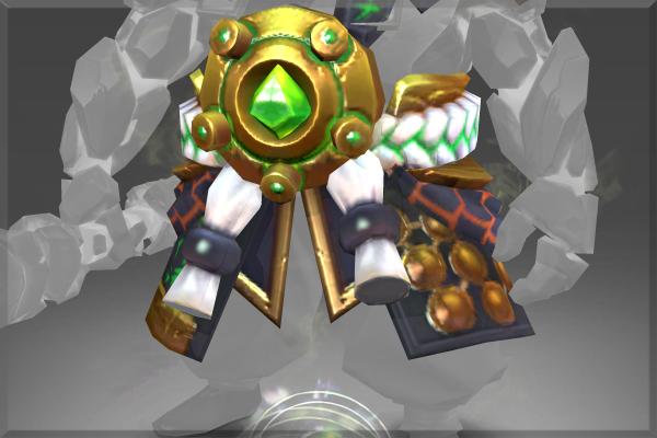 Inscribed Belt of the Jade General
