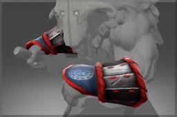 Auspicious Bracers of the Gwimyeon Warrior