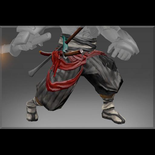 Pantaloons of the Bladekeeper - gocase.pro