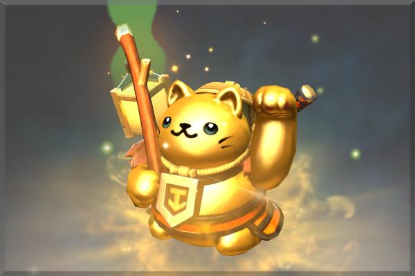 Golden Fortune's Tout