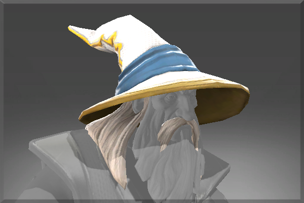 Cursed Wise Cap of the First Light