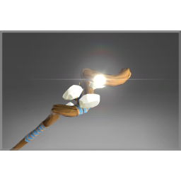 Corrupted Spiral Staff of the First Light