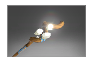 Heroic Spiral Staff Of The First Light