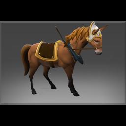 Auspicious Gladys the Light-Bearing Mule