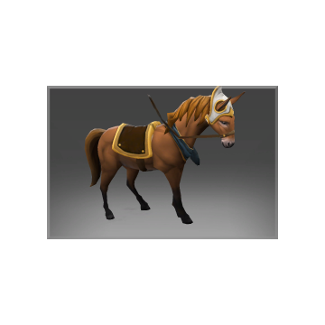 free dota2 item Auspicious Gladys the Light-Bearing Mule