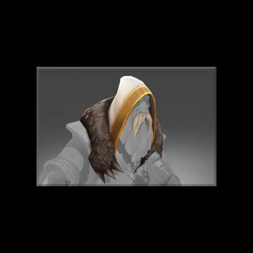 free dota2 item Frozen Hood of the Northlight