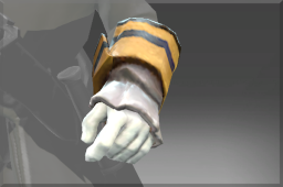 Gloves of the Admirable Admiral