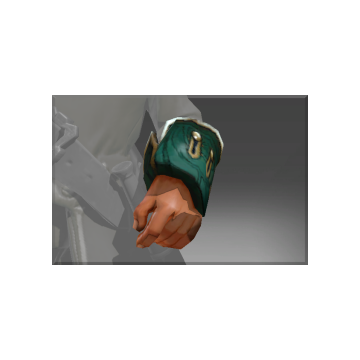 free dota2 item Auspicious Green Sleeves of the Voyager