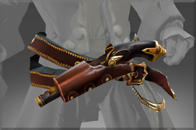 Genuine Flintlock of the Divine Anchor