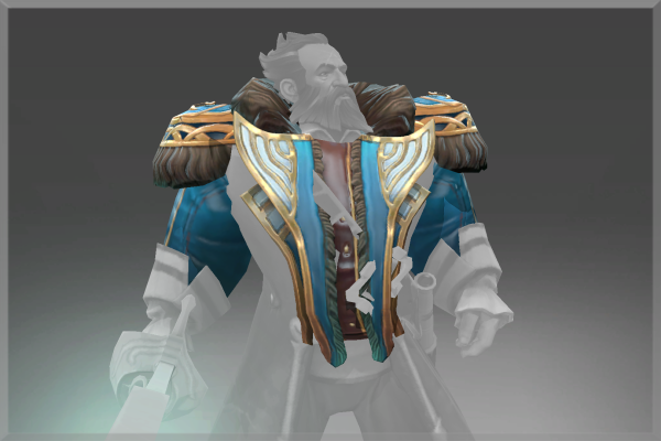 Inscribed Coat of the Pack-Ice Privateer