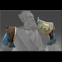 Auspicious Claddish Voyager's Elegant Pauldron