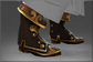 Boots of the Divine Anchor