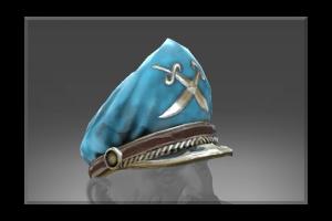 Heroic Admiral S Foraged Cap