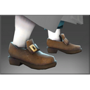 Frozen Seafarer's Shoes