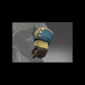 free dota2 item Auspicious Claddish Voyager's Gloves