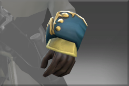 Auspicious Claddish Voyager's Gloves