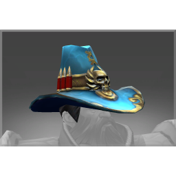 Inscribed Hat of the Witch Hunter Templar