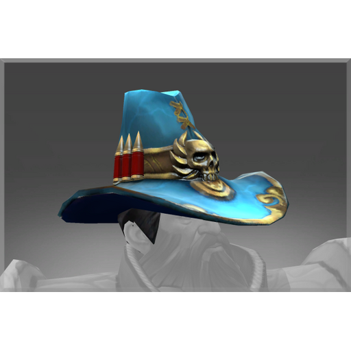 Hat of the Witch Hunter Templar - Dota 2 In-Game Items