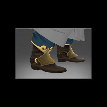 free dota2 item Auspicious Claddish Voyager's Treads