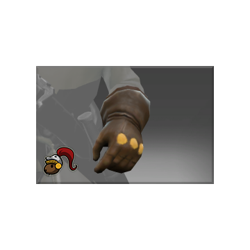 free dota2 item Gloves of the Crested Cannoneer