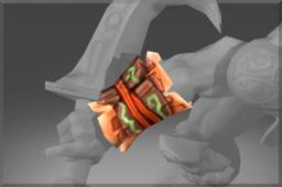 Sacred Bones Bracers