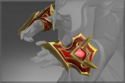 Bracers of Volatile Majesty