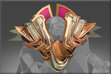 Shoulders of the Arsenal Magus
