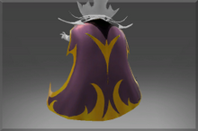 Cursed Cape of Arcane Artistry