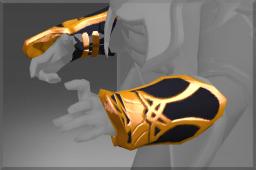 Bracers of Sinister Lightning