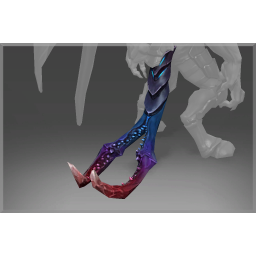 Corrupted Tail of Unfettered Malevolence