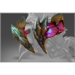 Corrupted Claws of the Rancorous Nemesis