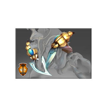 free dota2 item Frozen Pincers of the Chosen Larva