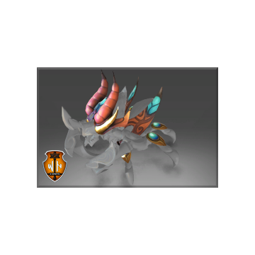 free dota2 item Frozen Carapace of the Chosen Larva