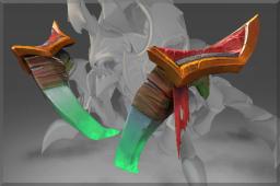 Auspicious Sacred Orb Venom Claws