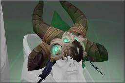 Headdress of the Plaguemonger