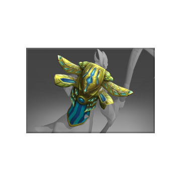 free dota2 item Frozen Vestments of the Ten Plagues Shoulders