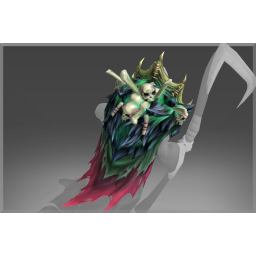Corrupted Robe of the Master Necromancer