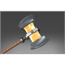 Cursed Hammer of Enlightenment