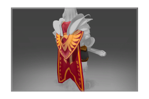Heroic Winged Paladin S Glorious Cape