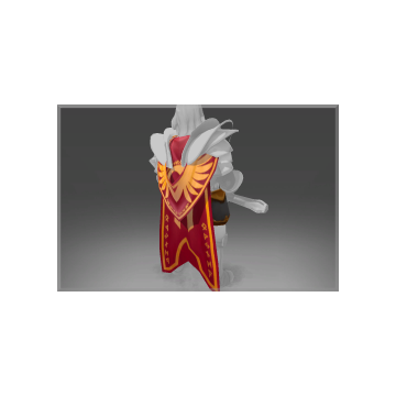 free dota2 item Corrupted Winged Paladin's Glorious Cape