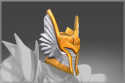 Winged Paladin's Helm