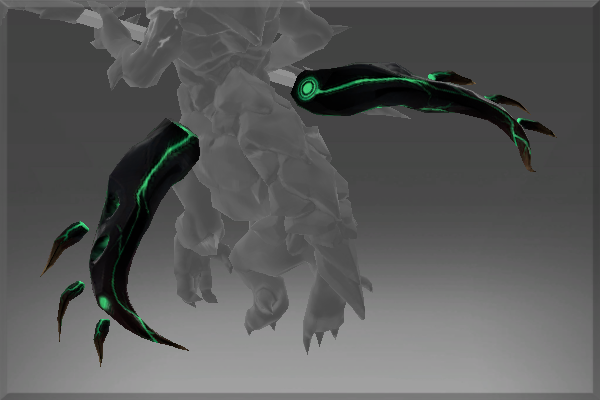 Cursed Dragon Forged Wings