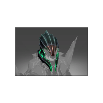 free dota2 item Inscribed Obsidian Guard Helm