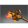 Burning scepter of the Antipodeans