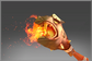 Flaming Scepter of Ancestral Luck