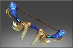 Inscribed Heavenly Guardian Bow