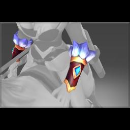 Corrupted Darkfall Warden Bracers